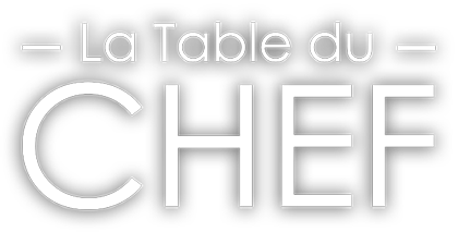 Logo LA TABLE DU CHEF